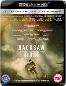Hacksaw Ridge - 4K Ultra HD