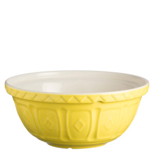 Mason Cash Colour Mix Mixing Bowl - Bright Yellow 29cm