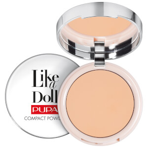PUPA Like A Doll Perfecting Make-Up Fluid Nude Look Foundation (Various Shades)