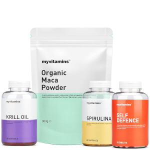 Myvitamins Complete Winter Defence Bundle