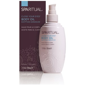 SpaRitual Close Your Eyes Body Oil 228ml