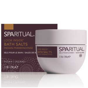 SpaRitual Look Inside Bath Salts 228ml