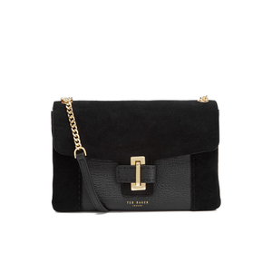 Ted Baker Women's Ameleia Metal Keeper Clasp Cross Body Bag - Xjet