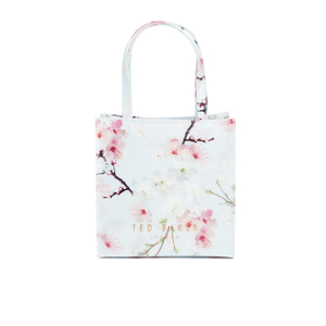 Ted Baker Women's Sericon Oriental Blossom Small Icon Bag - Light Grey