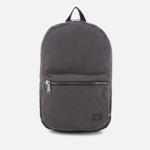 Herschel Supply Co. Lawson Cotton Canvas Backpack - Black