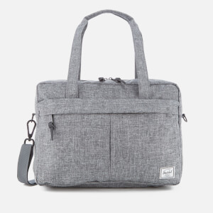 Herschel Supply Co. Gibson Document Holder Bag - Raven Crosshatch