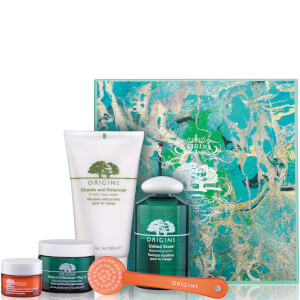 Origins Skincare Essentials Set (Worth £92)