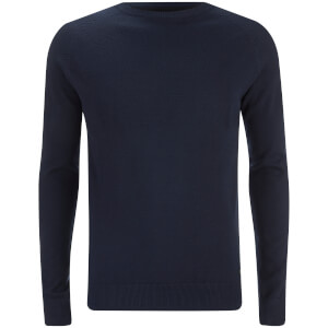 Pull Sanders Threadbare -Bleu