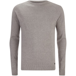 Pull Sanders Threadbare -Gris Clair Chiné
