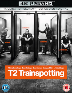 T2 Trainspotting - 4K Ultra HD