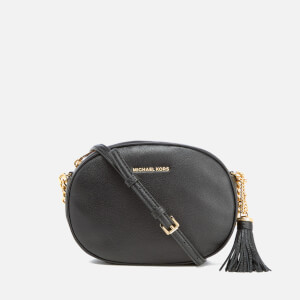 MICHAEL MICHAEL KORS Women's Ginny Medium Messenger Bag - Black