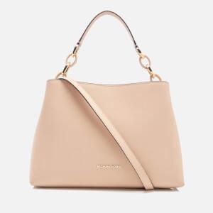 MICHAEL MICHAEL KORS Women's Portia Large Shoulder Bag - Oyster