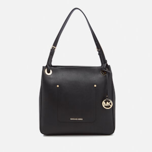 MICHAEL MICHAEL KORS Women's Walsh MD Shoulder Tote Bag - Black