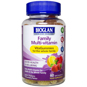 Bioglan Adult Vita Family Multivitamin Gummies - 60 ζελεδάκια
