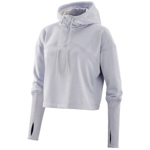 Skins Plus Women's Wireless Tech Fleece Cropped Hoody - Sora/Marle