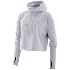 Skins Plus Women's Wireless Tech Fleece Cropped Hoody - Sora/Marle