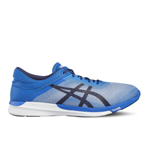 Asics Running Men's FuzeX Rush Running Shoes - Electric Blue