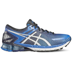 Asics Men's Running Gel Kinsei 6 Running Shoes - Electric Blue