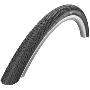 Schwalbe G-One HT Speed V-Guard チューブラー タイヤ - 700 x 30C