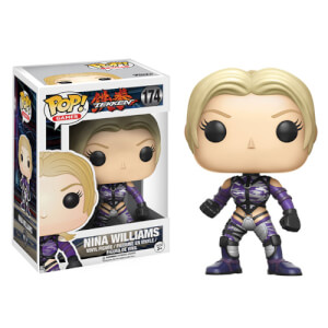 Tekken Nina Williams Figura Pop! Vinyl