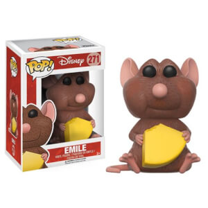 Ratatouille Emile Pop! Vinyl Figur