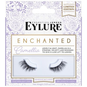 Eylure Enchanted Eyelashes - Camellia