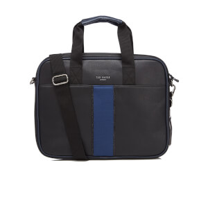 Ted Baker Men's Mesrine Webbing Document Bag - Black