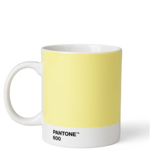 Pantone Mug - Light Yellow 600