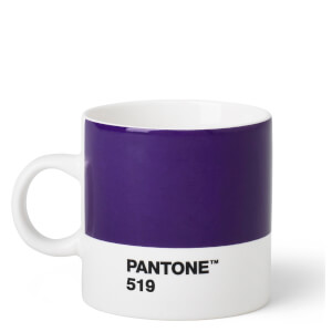 Pantone Espresso Cup - Violet 519