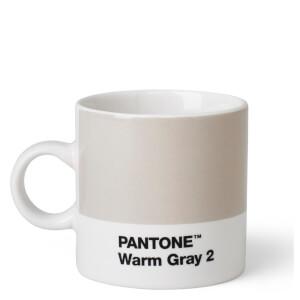 Pantone Espresso Cup - Warm Grey 2
