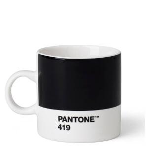 Pantone Espresso Cup - Black 419