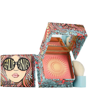 benefit Galifornia Golden Pink Powder Blush