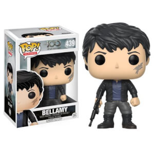 The 100 Bellamy Blake Pop! Vinyl Figure