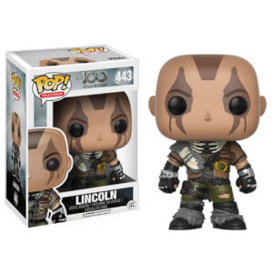The 100 Lincoln Pop! Vinyl Figure