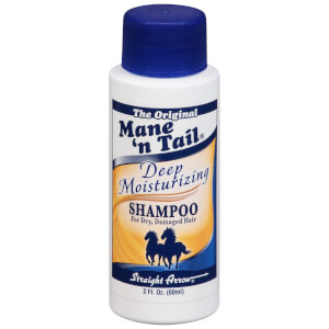Mane 'n Tail Travel Size Deep Moisturising Shampoo 60ml