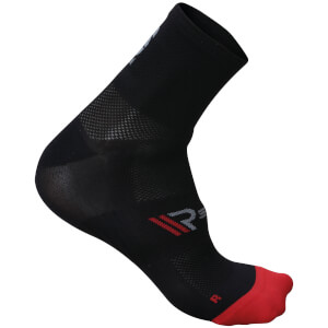 Sportful R&D Cima 8 Socks - Black/Red
