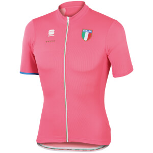 Sportful Italia CL Short Sleeve Jersey - Pink