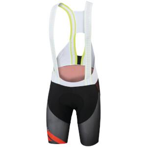 Sportful R&D Cima Bib Shorts - Black/Red