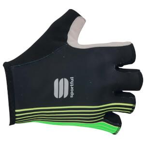 Sportful BodyFit Pro Gloves - Black/Green/Yellow