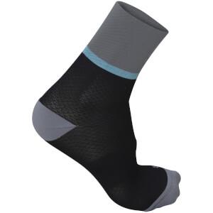 Sportful Giara 15 Socks - Blue/Black