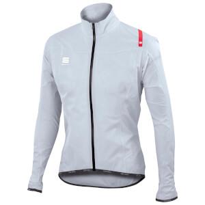 Sportful Hot Pack NoRain Ultra Light Jacket - Silver