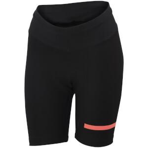 Sportful Women's Giara Shorts - Black/Pink