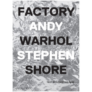 Phaidon Books: Factory: Andy Warhol