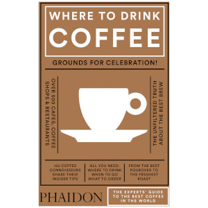 Phaidon Books: Where to Drink Coffee