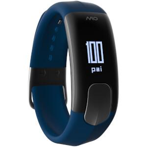 Mio Slice Heart Rate Monitor Activity Tracker - Navy
