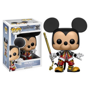 Kingdom Hearts Mickey Pop! Vinyl Figure