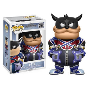 Disney Kingdom Hearts Pete Pop! Vinyl Figure