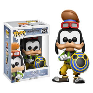 Disney Kingdom Hearts Goofy Pop! Vinyl Figure