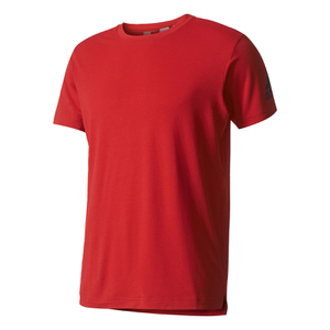 adidas Men's Freelift Prime T-Shirt - Scarlet