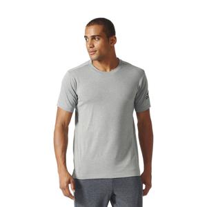 adidas Men's Freelift Prime T-Shirt - Core Heather